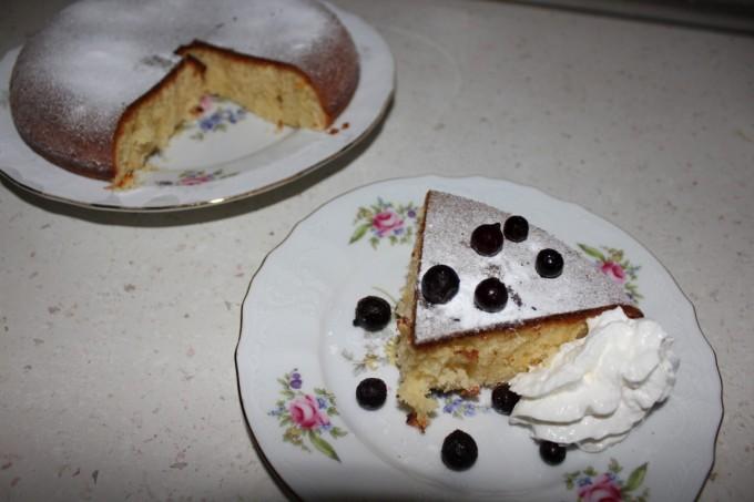 Лимонов кекс в мултикукър