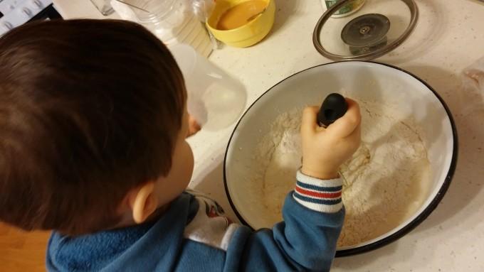 Помощник в кухнята