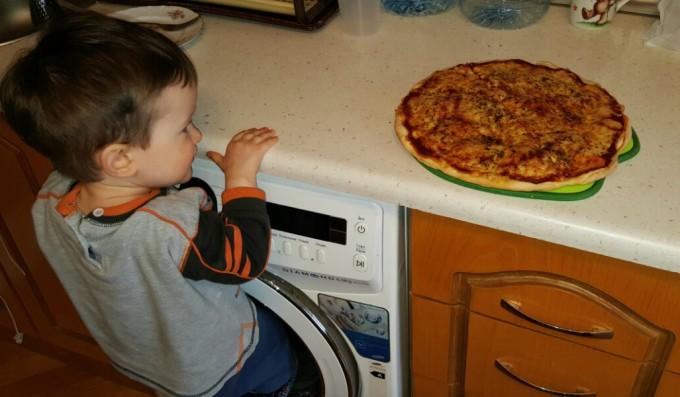 Пица у дома