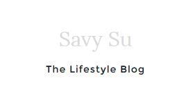 Savu Su - The Lifestyle Blog