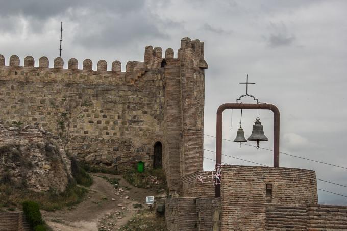 "Крепостта ""Нарикала"""
