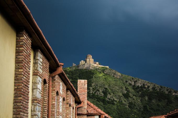 Манастирът Джвари