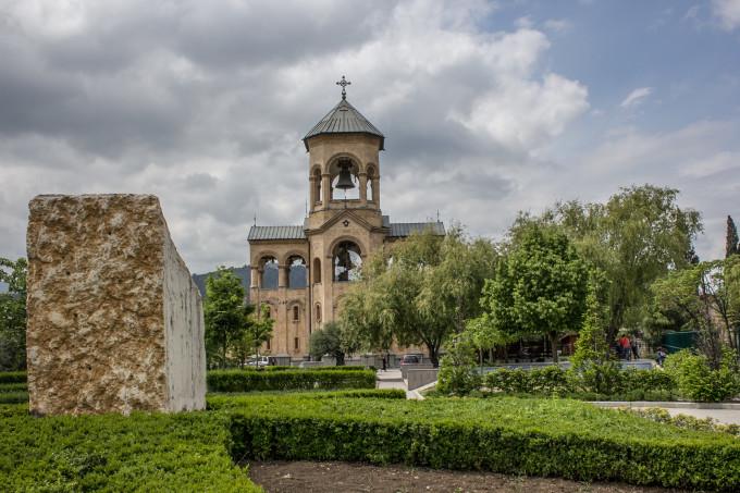 """Катедралата """"Света Троица"""", Тбилиси"""