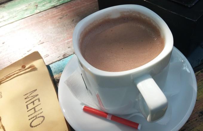 На кафе с приятел