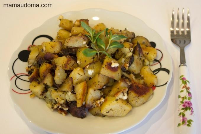 Лесни и вкусни картофки в мултикукър