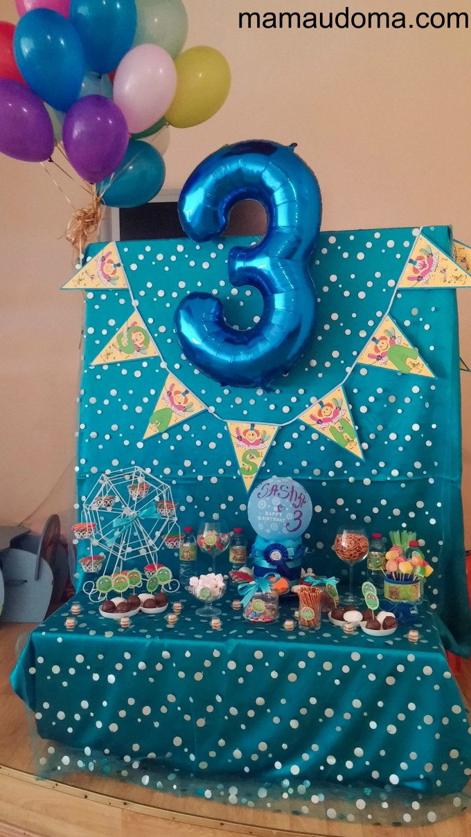 Рожден ден - кенди бар