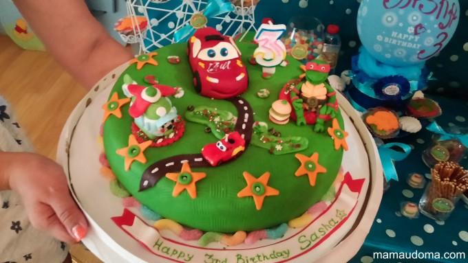 Рожден ден - торта