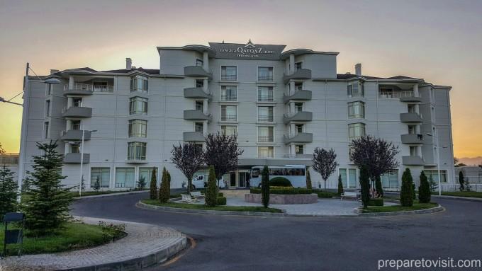 Qafqaz Hotel Thermal & SPA