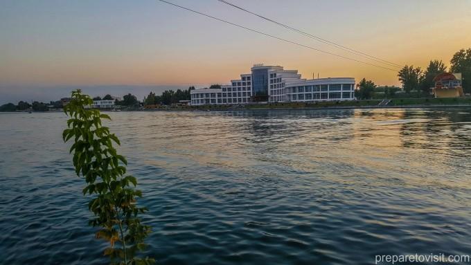 Мингечевир, Азербайджан