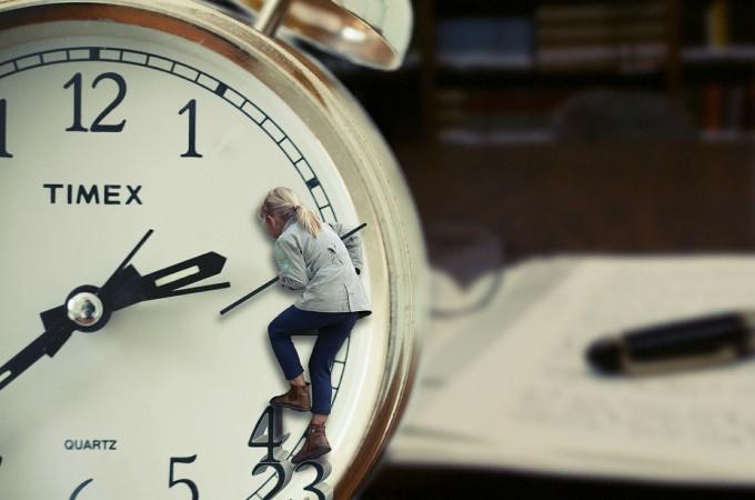 Как да спечелим време
