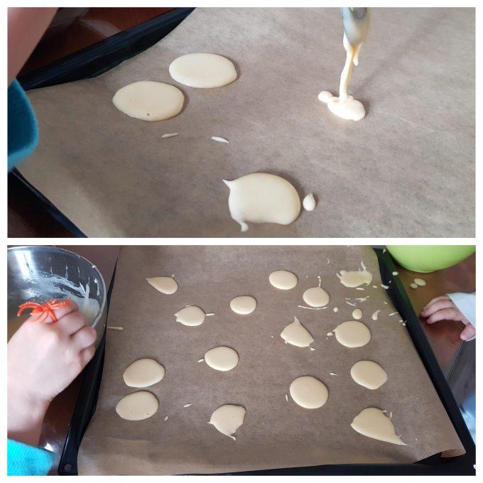 Рецепти за деца: бързи и лесни бисквитки