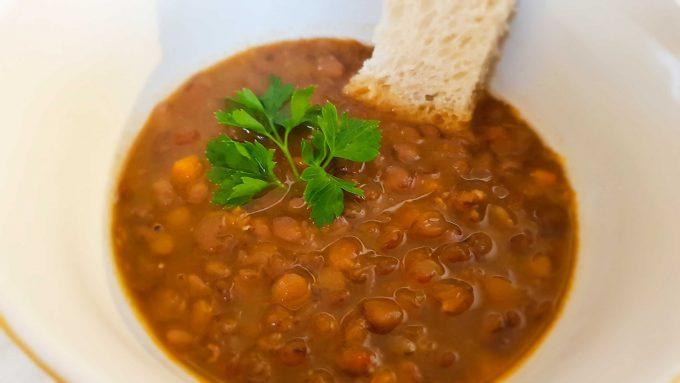 Супа леща рецепта